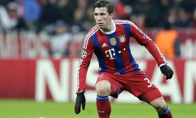 Bayern Munich chẳng khác gì.... Chelsea