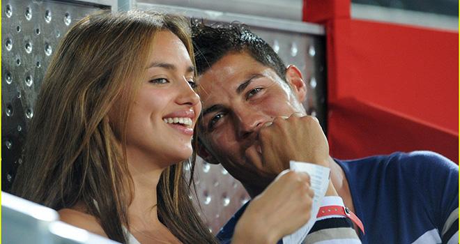Những dấu ấn trong 5 năm mặn nồng mối tình Cristiano Ronaldo - Irina Shayk