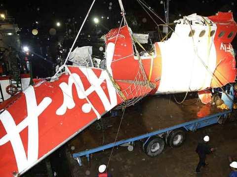 Vụ rơi máy bay AirAsia: Nỗi lo từ một vùng trời quá đông đúc