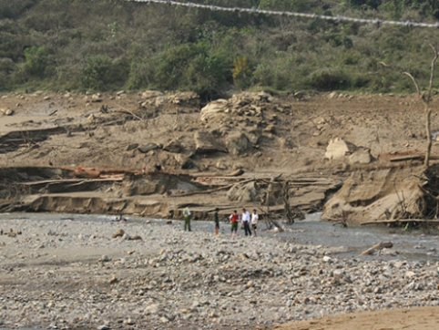 3 lao động Trung Quốc chết trong vụ tai nạn lao động tại thủy điện ở Hà Giang