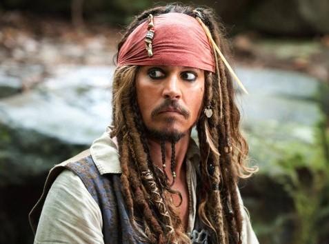Tài tử Johnny Depp 'mắc kẹt' trong cái bóng của Thuyền trưởng Jack