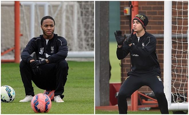 Liverpool chuẩn bị 'trói' cả Sterling và Coutinho
