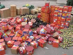 Công an Quảng Ninh bắt đối tượng vận chuyển 40kg pháo lậu