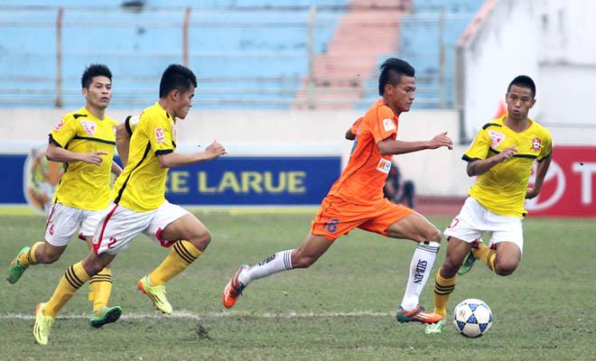 SHB.Đà Nẵng - Hải Phòng 2-0: Sông Hàn giải hạn thành công