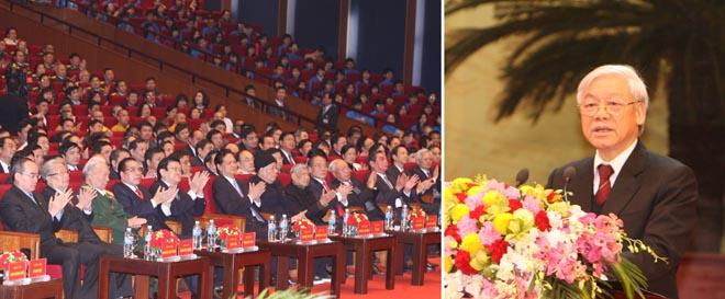 Kỷ niệm trọng thể 85 năm ngày thành lập Đảng Cộng sản Việt Nam