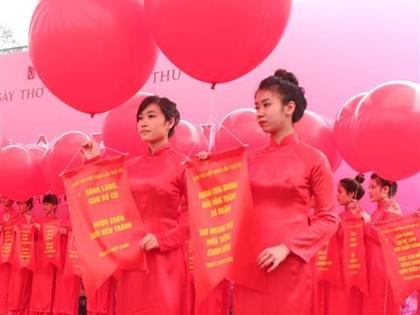 Hơn 40 nước tham dự 'liên hoan văn chương' Việt Nam