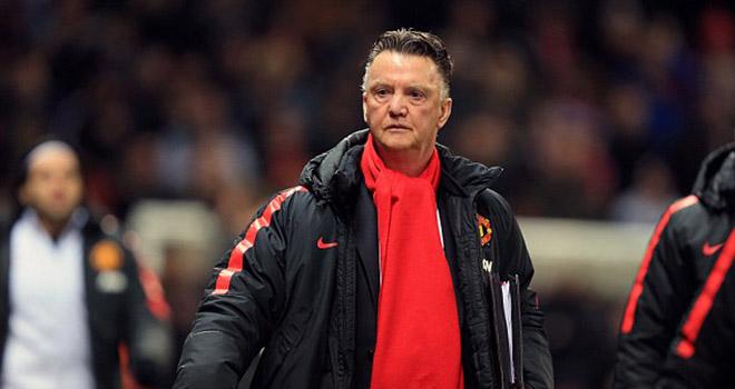 Van Gaal đãng trí, vẫn điền tên Fletcher vào đội hình Man United