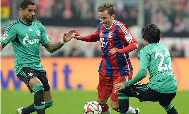 Bayern Munich mất điểm trận thứ 2 liên tiếp: Nhà ĐKVĐ vẫn đang lạc nhịp