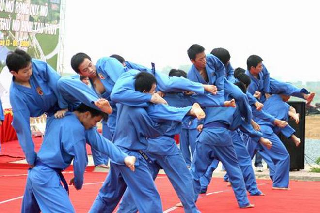 Đạo diễn Thái Huân đưa võ Bình Định vào chương trình 'Khát vọng trẻ'