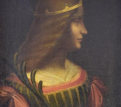 Tranh 'triệu đô' bị thất lạc của Leonardo da Vinci được đưa về Italy