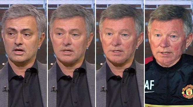 Chelsea: Mourinho ngày càng giống… Sir Alex