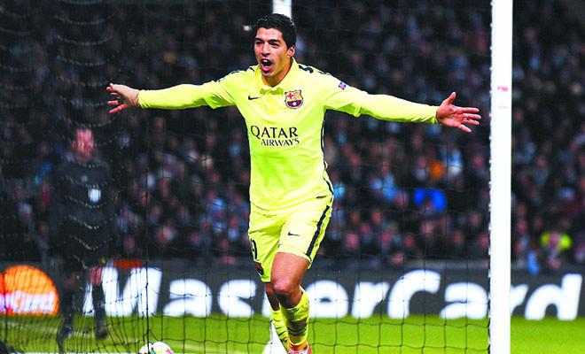 Luis Suarez: Gầm lên trong cơn giận dữ