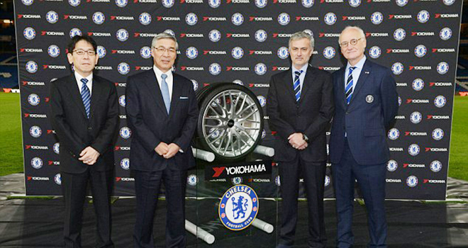 Chelsea chia tay Samsung, ký hợp đồng khủng với tập đoàn Nhật Bản