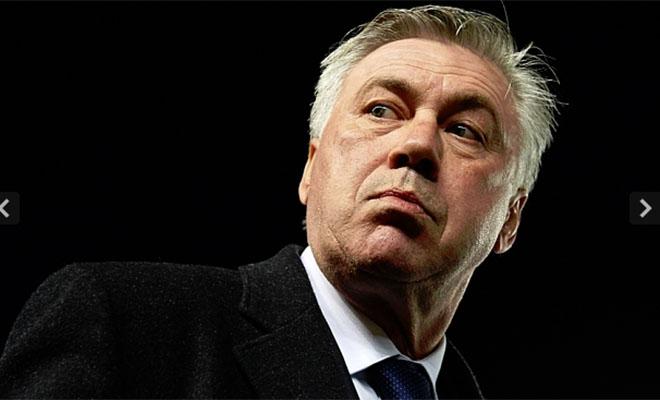 Ancelotti là ứng viên thay Pellegrini tại Man City