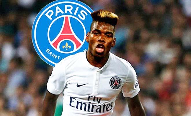 NÓNG! Paul Pogba đã đồng ý gia nhập PSG