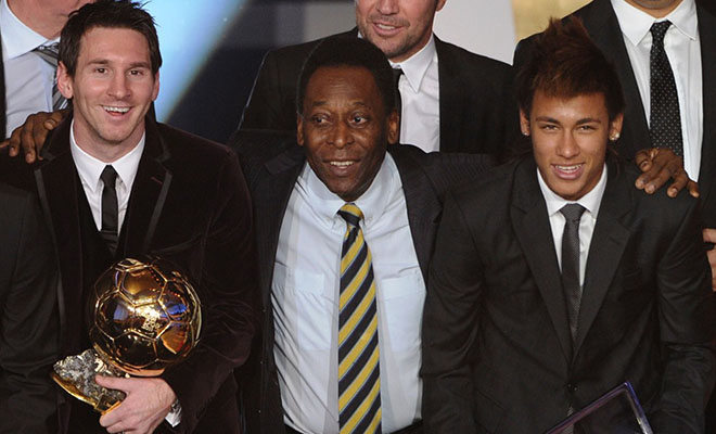 Vua bóng đá Pele: 'Ronaldo sẽ vượt qua Messi...'