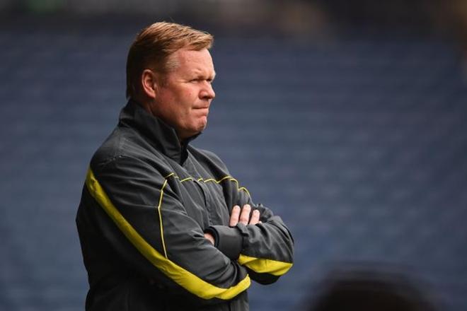 Ronald Koeman muốn dẫn dắt Man City hoặc Barcelona