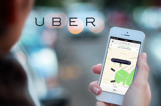 Cảnh sát Pháp khám xét văn phòng dịch vụ taxi Uber tại Paris