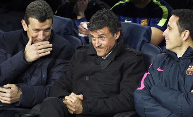 Enrique: 'Messi xuất sắc nhất lịch sử bóng đá'. Messi: 'Tôi tận hưởng chính mình'