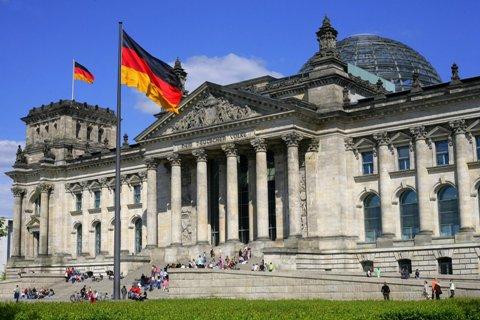 Tòa nhà văn phòng quốc hội Đức bị tấn công bằng bom xăng