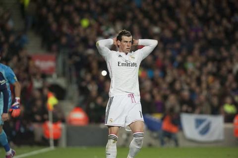 68,3% CĐV Real muốn loại Bale khỏi đội hình xuất phát