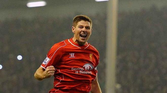 Sự nghiệp của Steven Gerrard vĩ đại hơn Ryan Giggs và Paul Scholes