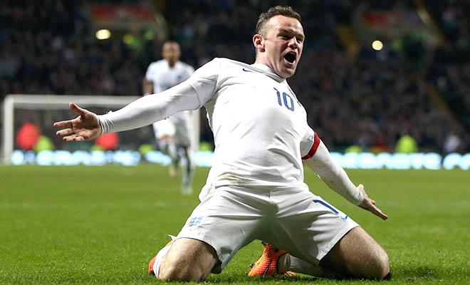 Tiêu điểm: Ít nhất, tuyển Anh khá mạnh ở hàng công