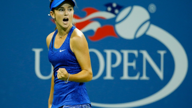 Catherine Bellis: 15 tuổi, thắng ở Miami Open và mơ... làm khách mời Ellen DeGeneres