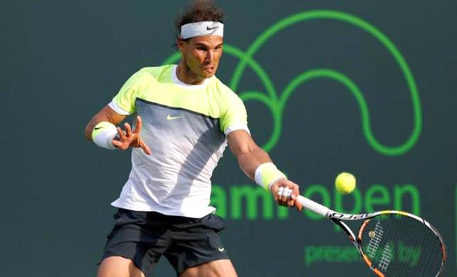 Nadal không còn nằm trong Top 4