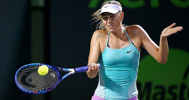 Chuyện gì đang xảy ra với Nadal và Sharapova?