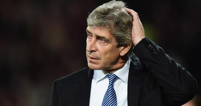 Manuel Pellegrini chắc chắn sẽ bị Man City sa thải