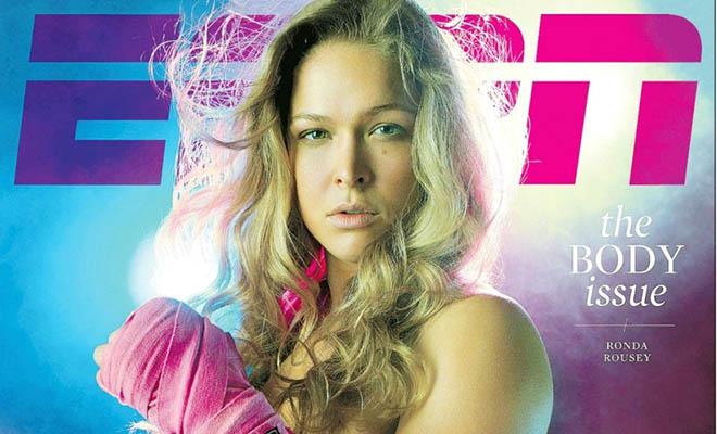Mỹ nhân 'Fast & Furious 7' Ronda Rousey: Định nghĩa lại khái niệm sexy
