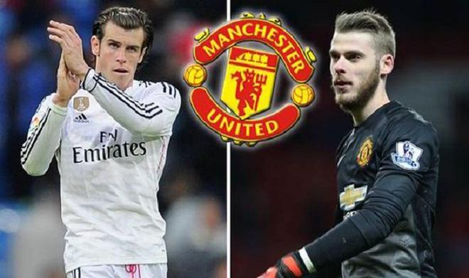 Man United: Bale xứng đáng để hy sinh De Gea