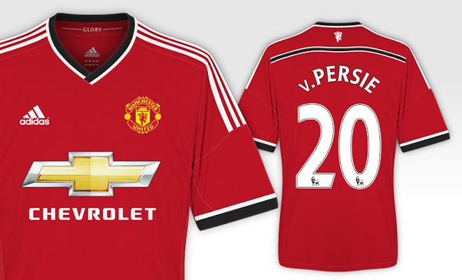 Lộ 3 mẫu áo đấu mùa giải mới của Man United