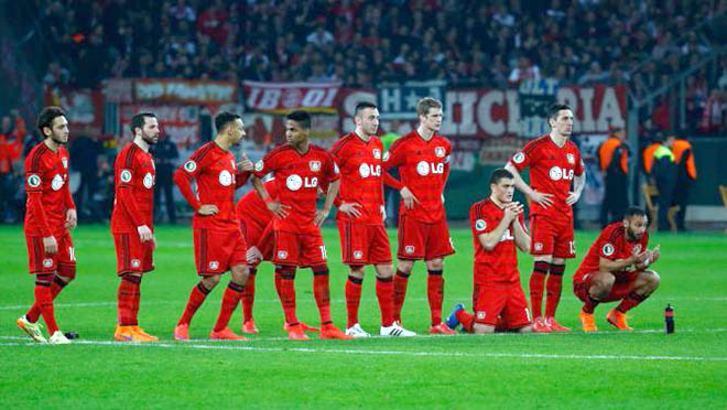 Leverkusen, còn đau đến bao giờ?