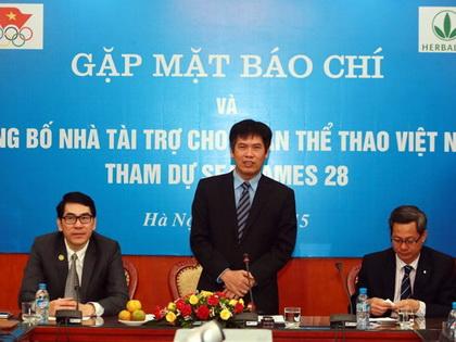 Ông Trần Đức Phấn làm trưởng đoàn thể thao Việt Nam tại SEA Games 28