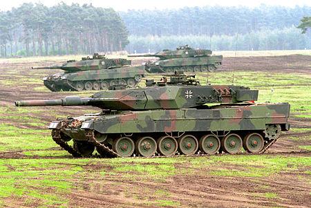 Đội hình xe tăng Đức