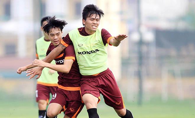 Trung vệ Mạnh Hùng:  'U23 Việt Nam không ngán đối thủ nào'