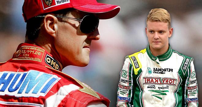 Chuyện nhà Schumacher: Cha truyền, con có nối?