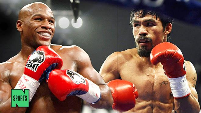 Hướng tới cuộc so găng lịch sử Floyd Mayweather Jr - Manny Pacquiao: Một cơn chấn động... tiền