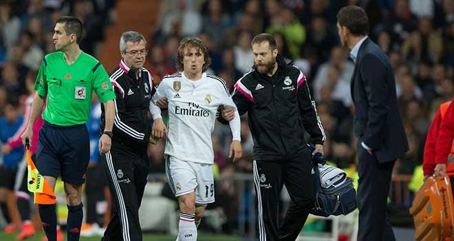 'Modric chấn thương vì sự vô tâm của Ancelotti'
