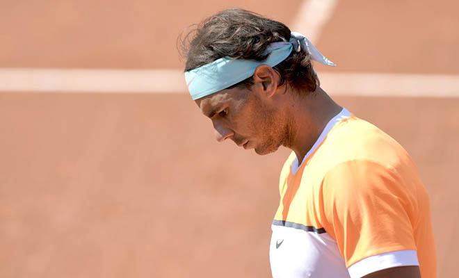 Nadal: Đế chế đất nện đã lung lay