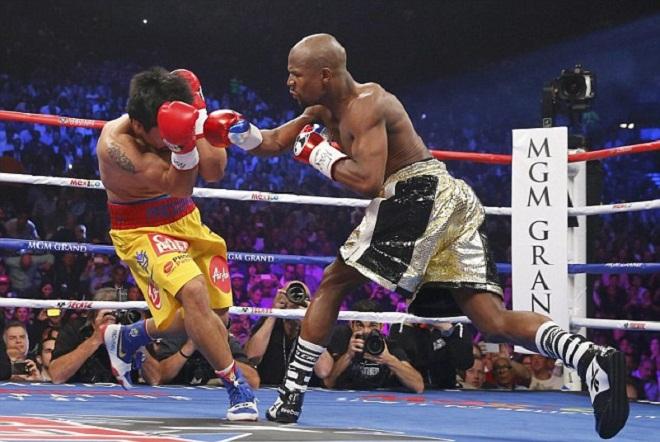 SỐC!!! Manny Pacquiao thua oan Floyd Mayweather vì gian lận kết quả?