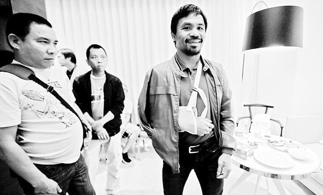 Bị fan kiện, Manny Pacquiao có thể bị phạt 5 triệu USD vì giấu chấn thương