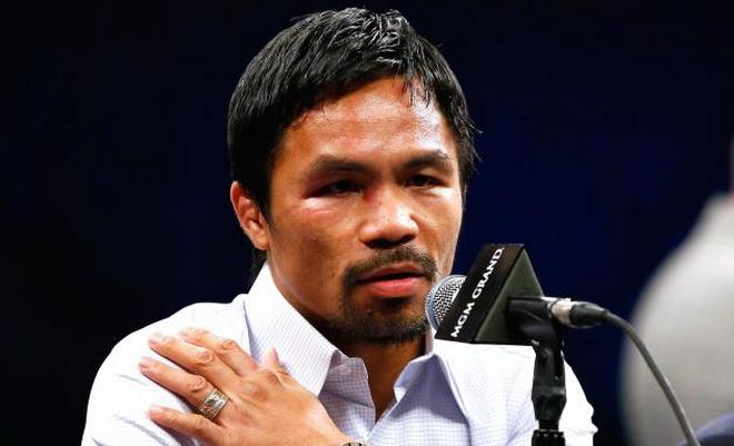 Floyd Mayweather sẵn sàng tái đấu Manny Pacquiao