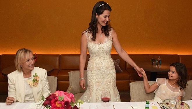 Martina Navratilova: 'Vợ' là số 1!