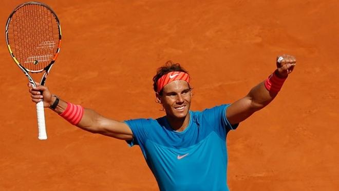 CẬP NHẬT tin sáng 10/5: Real Madrid bị cầm hòa lại mất người. Nadal vào Chung kết gặp Murray