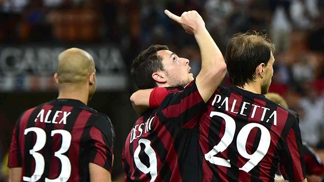 Milan thắng Roma 2-1: Màu áo mới, hy vọng mới?