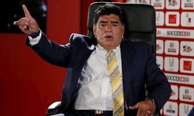 Maradona: 'Thủ môn sợ Ronaldo hơn Messi. Mourinho giỏi hơn Guardiola'