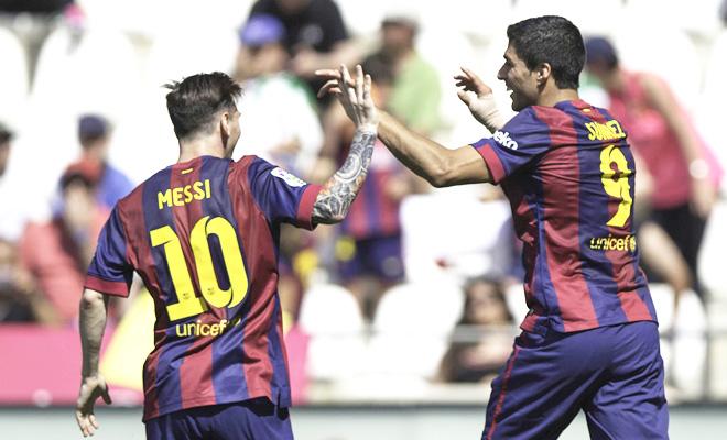Đường tới Chung kết Champions League của Barcelona